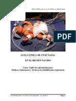 Manual CPAP