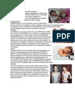 Desnutrición, Obesidad Anemia y Anorexia