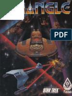 11312337 FASA Star Trek RPG the Triangle