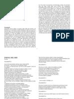 Parmenides - Fragmentos Del Poema De Ser [pdf]