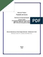 Manual Pratico Normalizacao Tc Finom 2009
