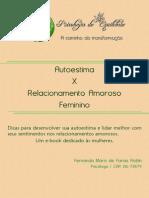 eBook - Autoestima