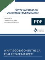 2014 Investor Survey Webinar