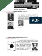 Teorias Sobre El Universo 2º Sec.