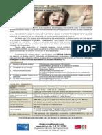 Folleto Neurociencias y Educación 30 Agosto 2014