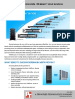 How increasing server density can benefit your business