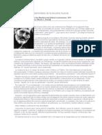 Helmut Lachenmann - Cuatro aspectos fundamentales de la escucha musical