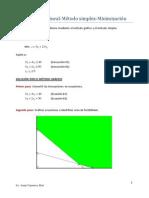 Prog Lineal Simplex Minimiza
