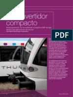 Convertidores Compactos IGBT de Baja Tension Para Traccion