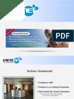Presentacion Unetenet JULIO 2014