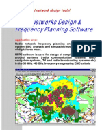Radio Networks Design & Frequency Planning Software