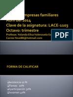 1.-Empresas Familiares Junio 2014