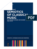 Semiotics of Classical Music