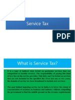 service tax and vat