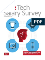 Dice Tech Salary Survey 2014