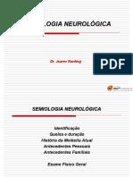 Semiologia Neurológica