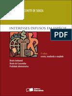 Interesses Difusos Em Espécie - 2ª Edição