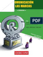 Resumen La Comuniacion de Las Marcas DIRCOM ISBN 978 987 24533 2 9