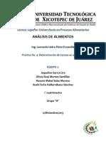 Determinacion de Cenizas (2)