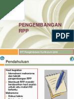 1. Konsep pengembangan RPP