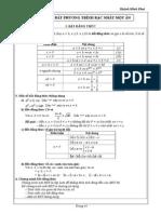 DS8 C4 BPTBac1- Cănbản Và Nângcao-ThayKhai