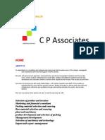 cp associates
