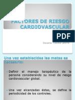 Tratamiento Según Nivel de Riesgo Cardiovascular