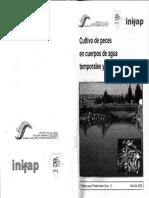Cultivo de Peces en Cuerpos de Agua Temporales y Permanentes