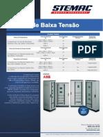 Lamina Comercial - Painéis Certificados - Baixa Tensão