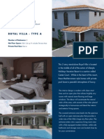 factsheet royalvillas