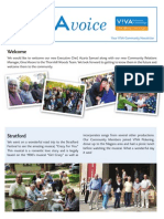 V!VA THWO 08 2014 Newsletter