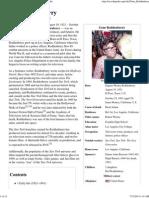 Gene Roddenberry - Wikipedia, The Free Encyclopedia