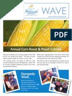 V!VA WATE August 2014 Newsletter