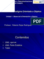 Unidad 1.1 - Introduccíon a UML-Diagramas de Clases