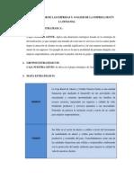 Analisis Del Sector de Las Empresas