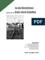 Diretrizes Cais José Estelita - Direitos Urbanos v1.0
