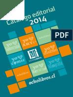 Catalogo Editorial 2014