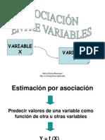 Asociación Entre Variables