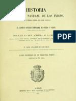 Historia General y Natural de las Indias. Vol 1 - Fernández de Oviedo.pdf