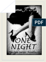 01 One Night - Emma J. King