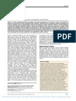 STROKE- Resumen de Warlow en Lancet