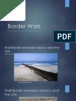 border wars powerpoint