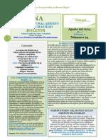 GNA - Boletín 19 - Agosto 2014