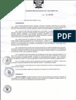 Resolucion Beca 041 Fondecyt 2014