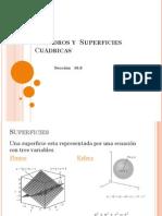 Cilindros y Superficies