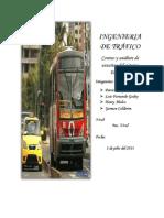 Informe Ecovia - Ingenieria de Trafico