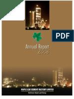 Mlcf Annual Report 2006