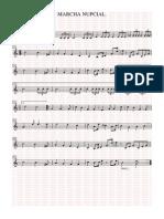 Marcha Nupcial - Violino II