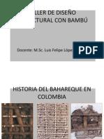 Historia Del Bahareque y Patologia Sismica