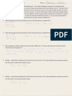multiple discounts assignment